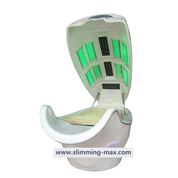 spa capsule hydra and infrared