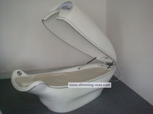 spa capsule water massage bed