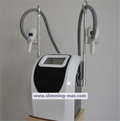 2 handle cryolipolysis slimming machine