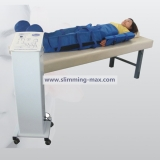 vertical type pressotherapy slimming machine